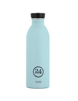 Dricksflaska - Urban Bottle 0,5 L - Cloud blå