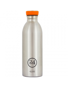 Dricksflaska - Urban Bottle 0,5 L - Steel
