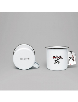 Kopp - Enamel Quotes (Wish-Do)