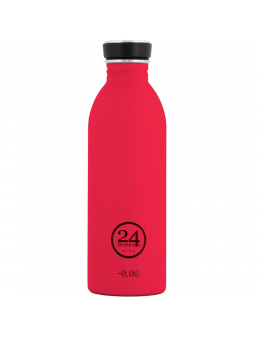 Dricksflaska - Urban Bottle 0,5 L - Hot Red