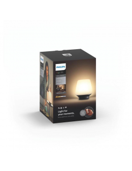 Philips Hue, Wellness bordslampa (Svart) - 1x9.5W, 230V