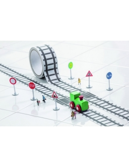 Tape - Tape Gallery (My first Train)