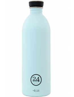 Dricksflaska - Litro 1L - Cloud blue
