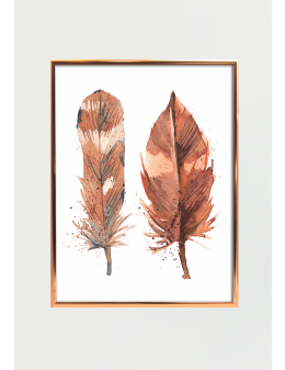 Feather I 50x70