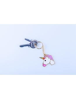 Nyckelring - Emokeyrings (Unicorn)
