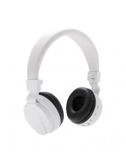 Headset - Foldable bluetooth headphone (Vit)